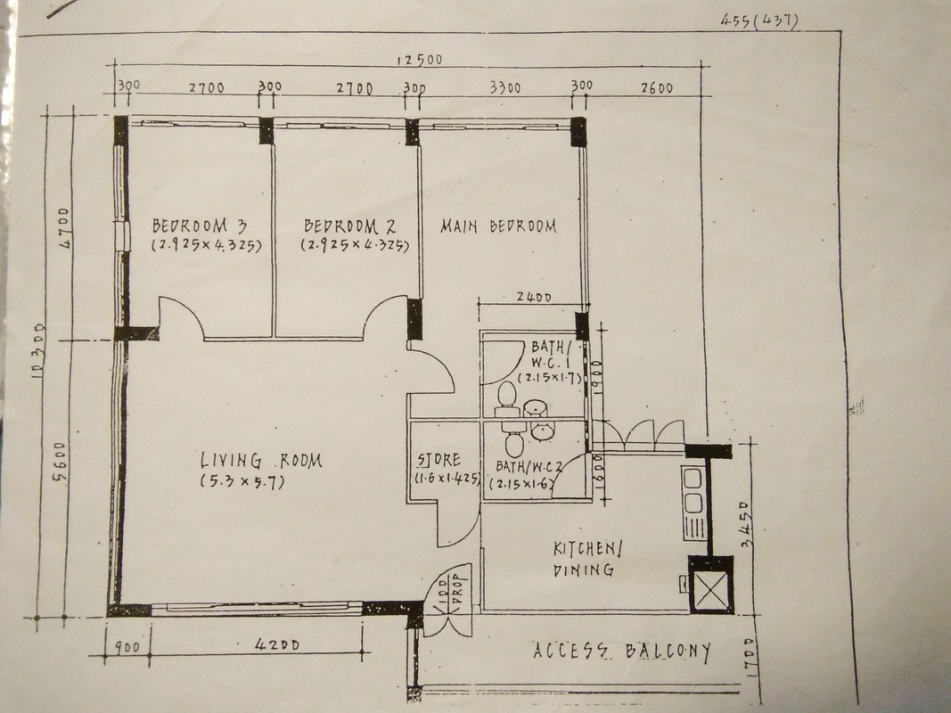 West Quay Floor Plan Stacked Homes 211 Choa Chu Kang Central Hdb For Sale